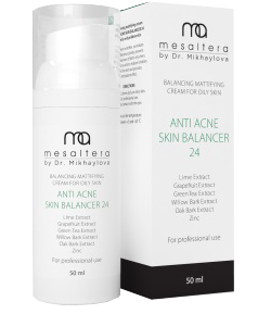 Anti acne skin balancer