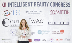 XII IntelligentBeautyCongress в Риге